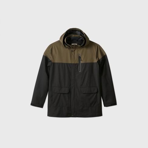 Men's Rain Coat - Goodfellow & Co™ - image 1 of 2