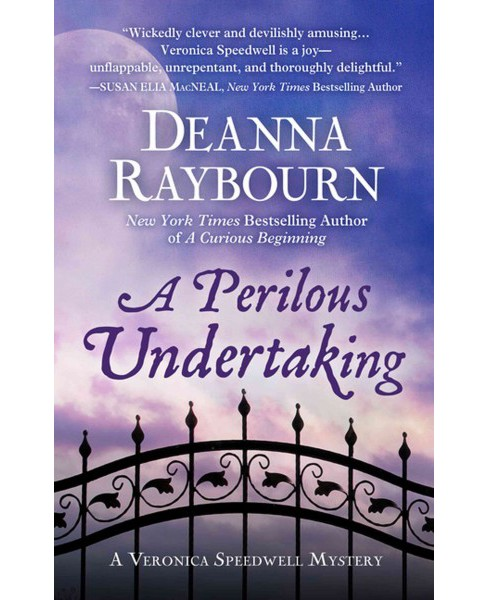 Perilous Undertaking (Hardcover) (Deanna Raybourn) - image 1 of 1