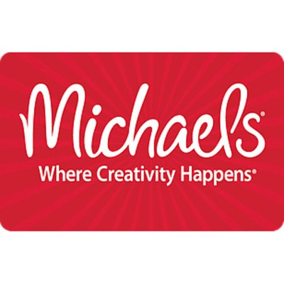 Michaels $25 (Email Delivery)