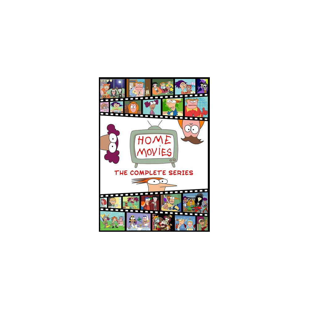 Home Movies:Complete Series (Dvd)