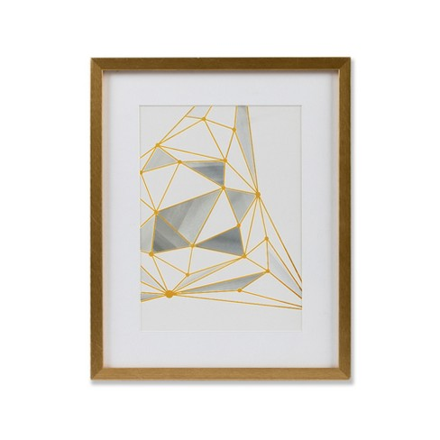 Framed Geometric Wall Print 16 X 20 - Project 62™ : Target
