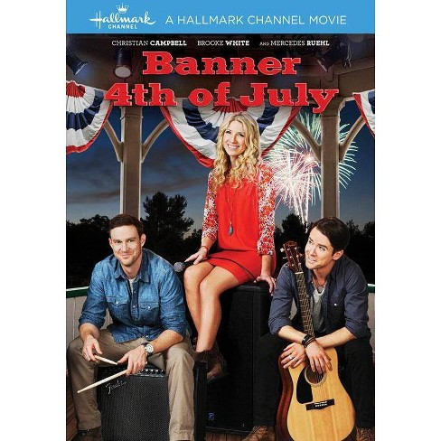 Banner 4th Of July (DVD) - image 1 of 1