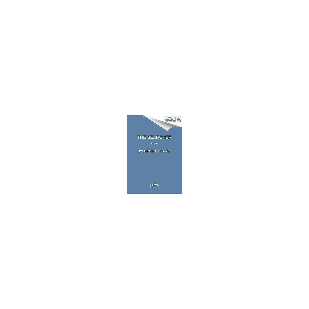 The Searcher ( Solomon Creed) (Hardcover)