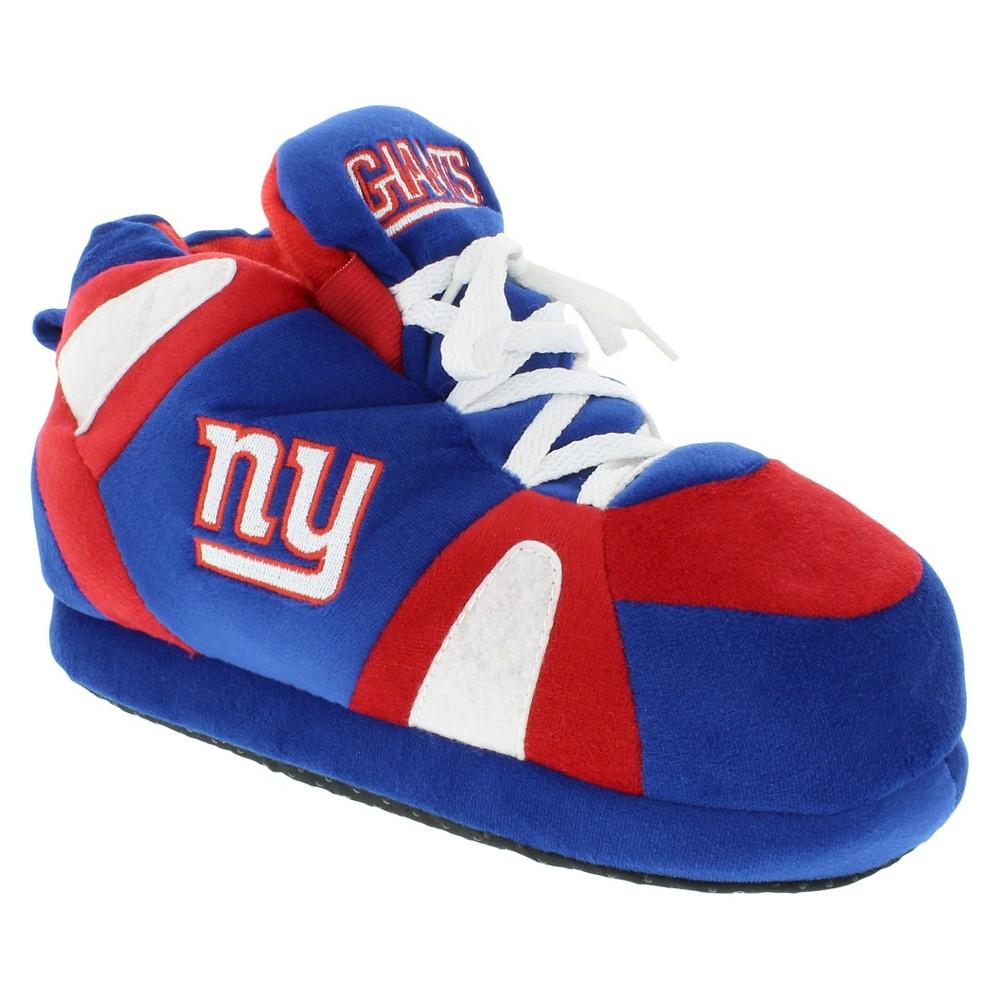 Comfy Feet NFL New York Giants Slipper XL, Kids Unisex, Multicolored