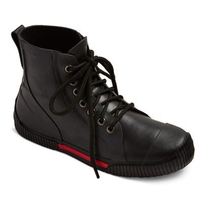 Boys Niam Rain Boots Black - Art Class™ Black 13