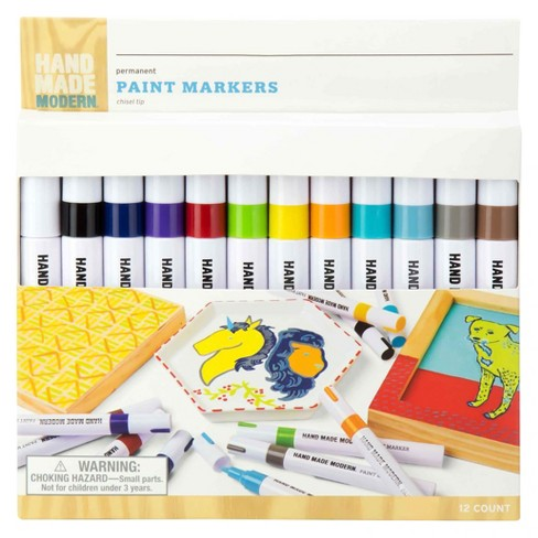 12ct Paint Markers Hand Made Modern® - image 1 of 2