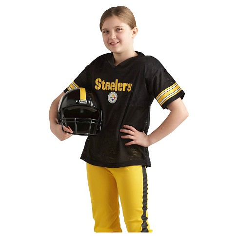 Franklin Sports NFL Pittsburgh Steelers Deluxe Uniform Set   Target 486577e55