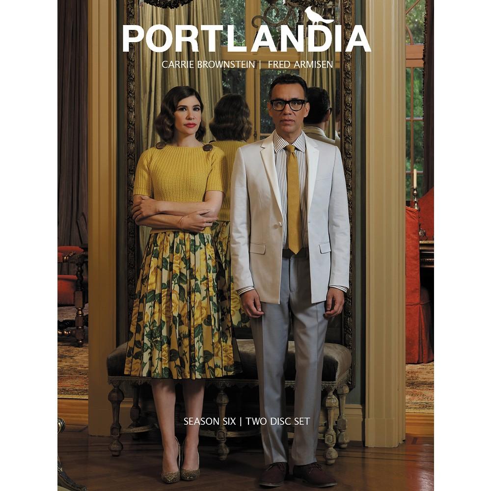 Portlandia:Season 6 (Dvd)