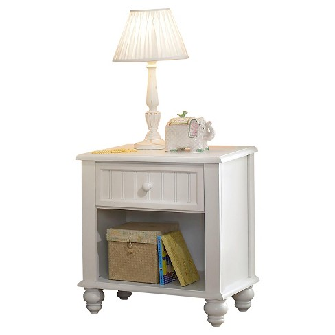 Westfield Nightstand White - Hillsdale Furniture - image 1 of 1