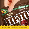 M&M's Family Size Milk Chocolate Candies - 19.2oz - image 4 of 4