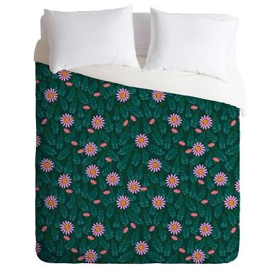 Hello Sayang Wild Daisies Comforter Set