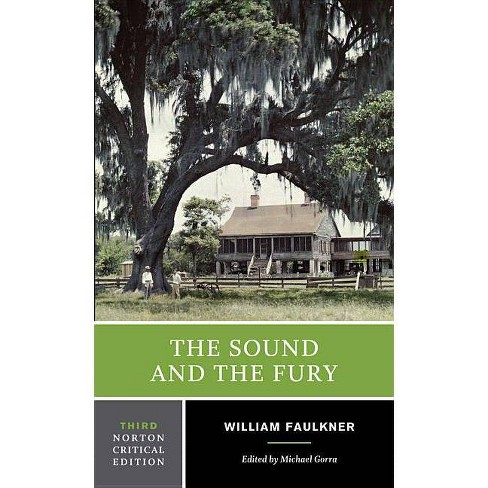 The Sound and the Fury - (Norton Critical Editions) 3 Edition by  William Faulkner (Paperback) - image 1 of 1