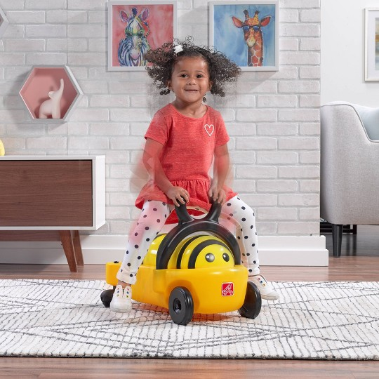 Step2 Bouncy Buggy - Bumblebee image number null