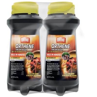 Ortho Orthene Fire Ant Killer Twin Pack - 12oz
