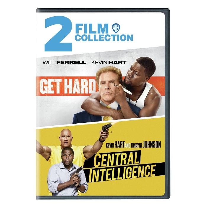Get Hard/Central Intelligence (DVD) : Target