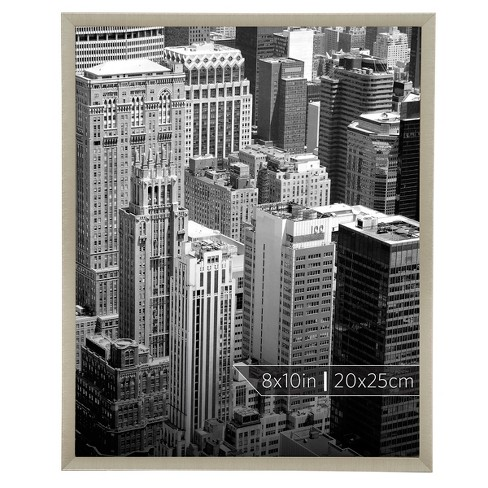 Burnes Of Boston 8 X 10 Aluminum Gallery In Polished Finish Single