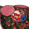 "Elf Stor 48"" Ultimate Holiday Christmas Wreath Storage Bag Red - image 4 of 4"