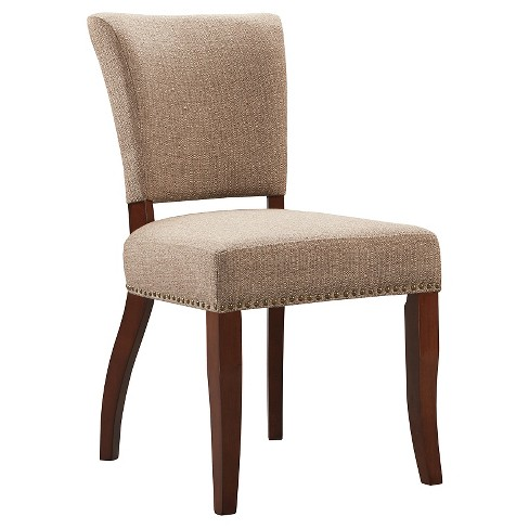 Bracken Side Dining Chair - Brown (Set of 2) - image 1 of 5