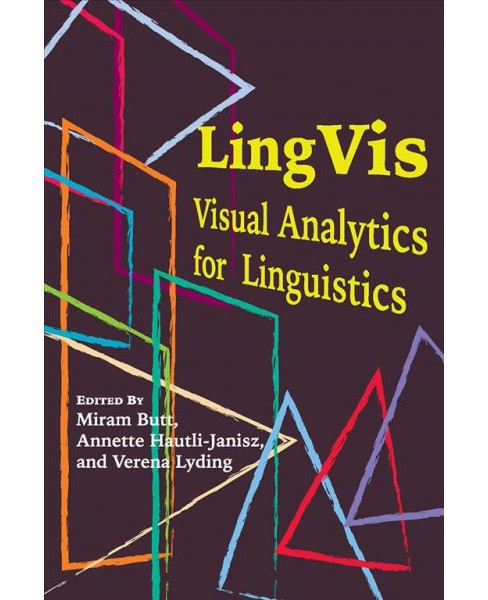 Lingvis : Visual Analytics for Linguistics -  (Lecture Notes) (Hardcover) - image 1 of 1