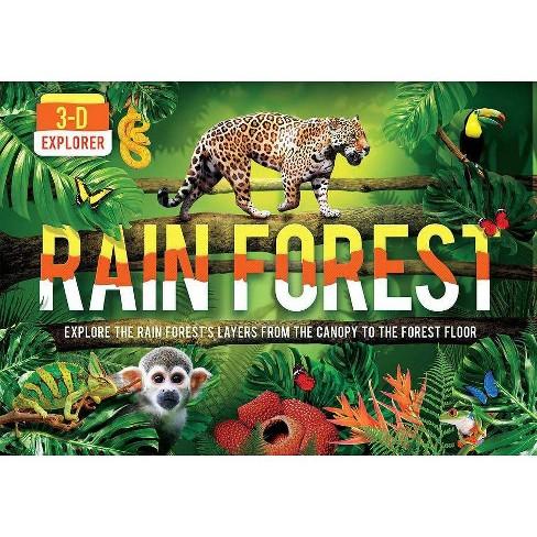 3-D Explorer: Rain Forest - by  Joe Fullman (Hardcover) - image 1 of 1