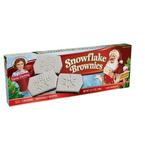 Little Debbie  Snowflake Brownies - 5ct/10.17oz - image 1 of 4