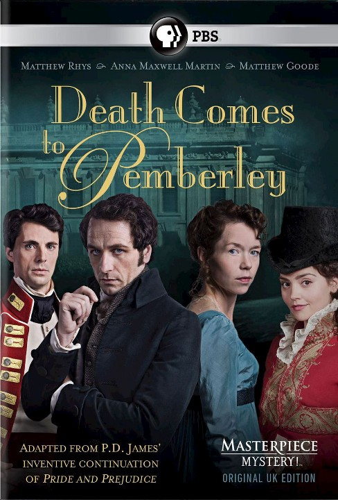 Masterpiece Mystery!: Death Comes to Pemberley - image 1 of 1