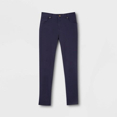 French Toast Boys' Slim Fit Uniform Pants - image 1 of 2