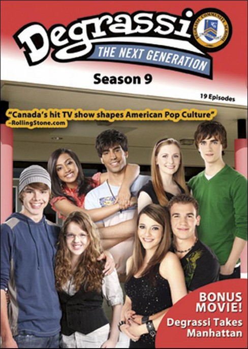 Degrassi: The Next Generation - Season 9 [2 Discs] - image 1 of 1
