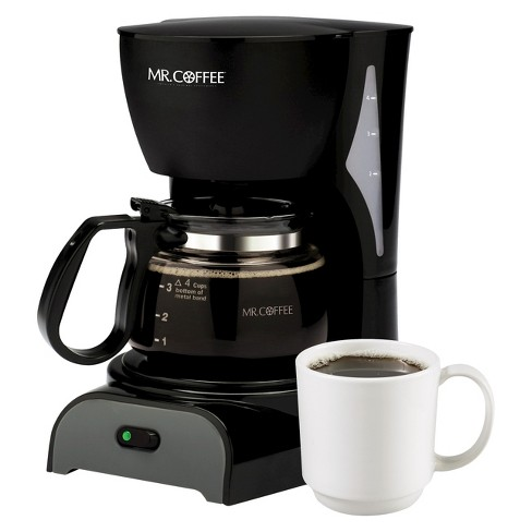 Mr Coffee 4 Cup Coffee Maker Target
