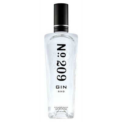 No. 209 Gin - 750ml Bottle