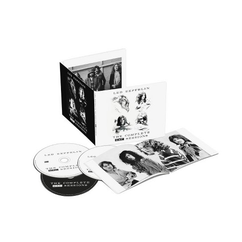 Led Zeppelin - Complete Bbc Sessions (CD) - image 1 of 1