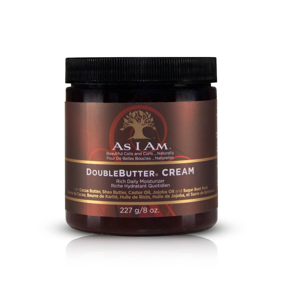 Image of As I Am Doublebutter Cream - 8oz