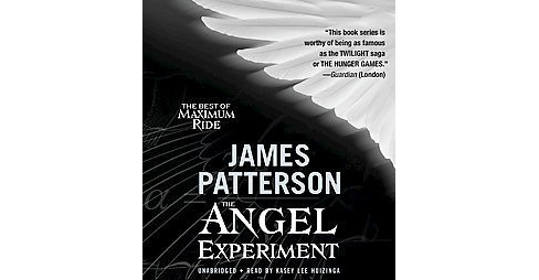 Angel Experiment (Unabridged) (CD/Spoken Word) (James Patterson) - image 1 of 1
