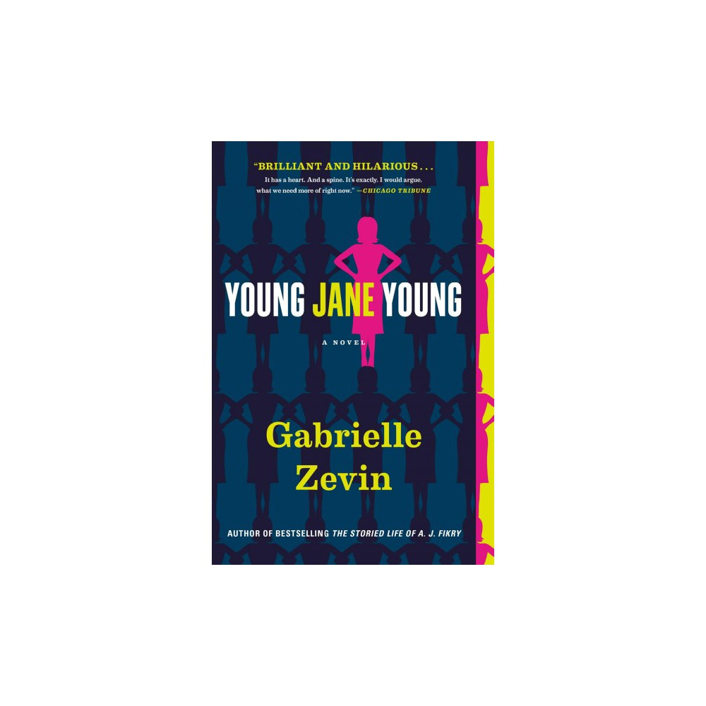 Young Jane Young 05/01/2018