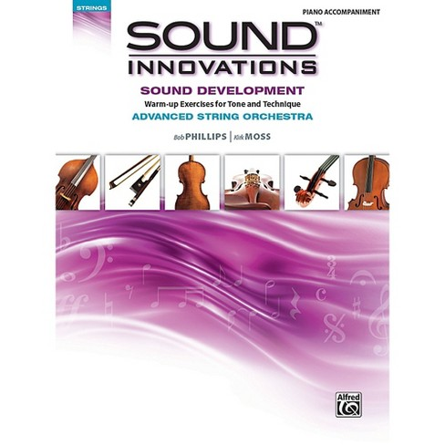 Alfred Sound Innovations for String Orchestra: Sound Development (Advanced) Piano Accompanment - image 1 of 1