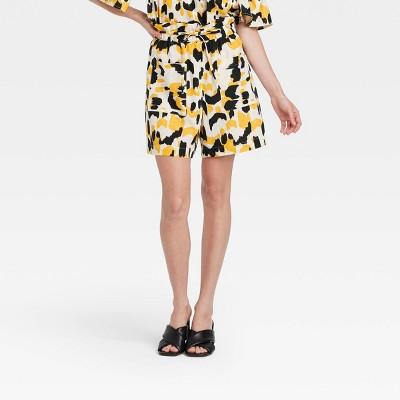 Women's Drawstring Shorts - Who What Wear™