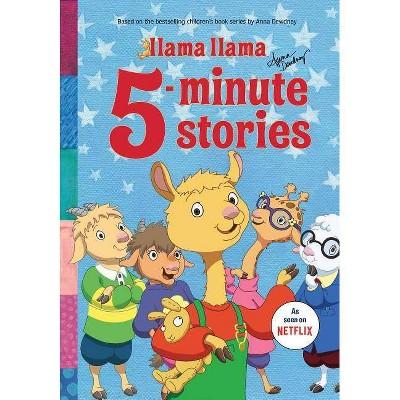 Llama Llama 5-Minute Stories - by Anna Dewdney (Hardcover)
