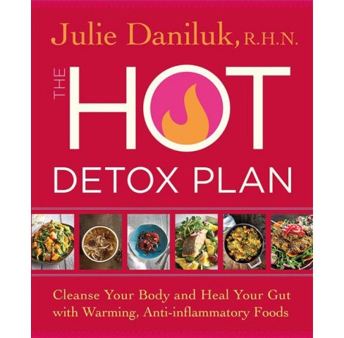Hot Detox Plan : Cleanse Your Body and Heal Your Gut with Warming, Anti-inflammatory Foods (Paperback) - image 1 of 1