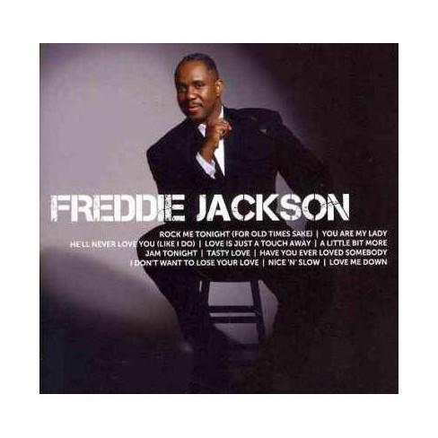 Freddie Jackson - ICON: Freddie Jackson (CD) - image 1 of 1