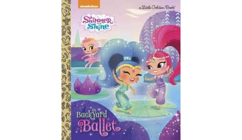 Backyard Ballet (Hardcover) - image 1 of 1