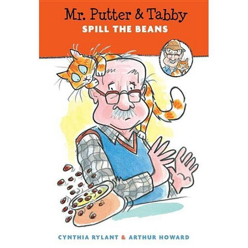 Mr. Putter & Tabby Spill the Beans - by  Cynthia Rylant (Paperback) - image 1 of 1