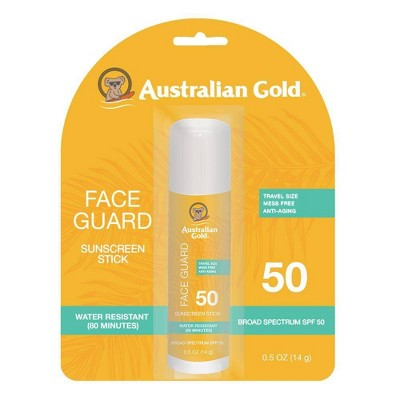 Australian Gold Face Guard - SPF 50 - .5oz