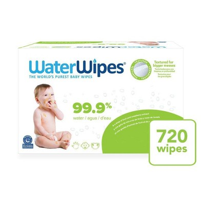 WaterWipes Soapberry Baby Wipes - 720ct