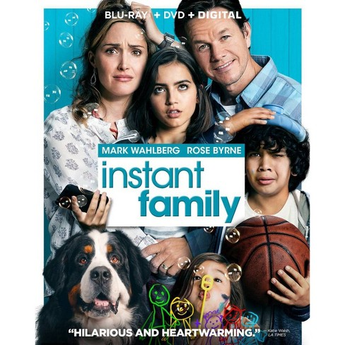 Instant Family (Blu-Ray + DVD + Digital) - image 1 of 2