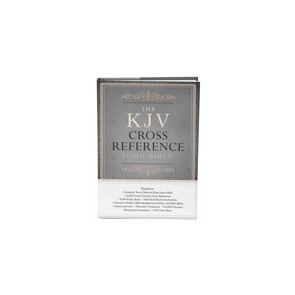 Kjv Cross Reference Study Bible (Hardcover) (Christopher D. Hudson)