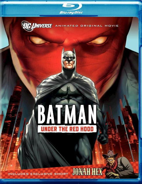 Batman: Under the Red Hood [Special Edition] [Blu-ray] - image 1 of 1