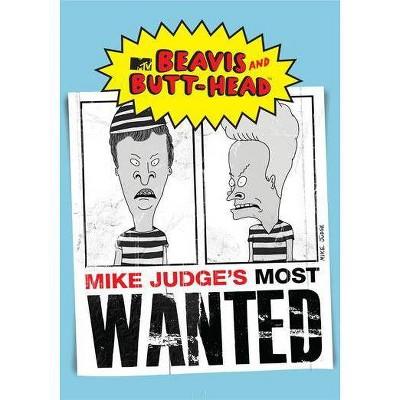 Beavis & Butt-Head: Mike Judge's Most Wanted (DVD)(2011)