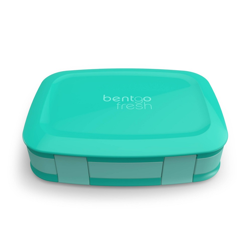 Image of Bentgo Fresh Leakproof Lunch Box - Aqua, Blue