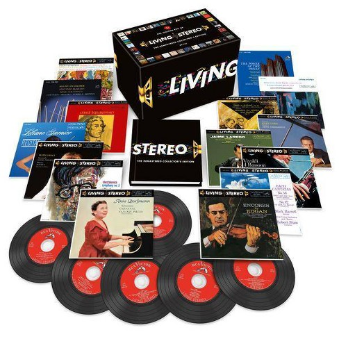 Various - Living Stereo: The Remastered Collector's Edition (CD) - image 1 of 1