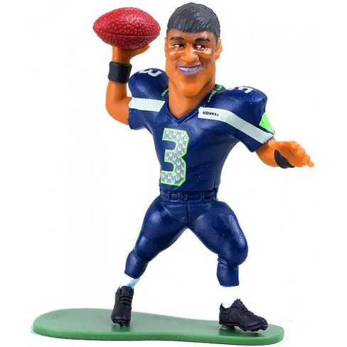 McFarlane Toys NFL Seattle Seahawks Small Pros Series 2 Russell Wilson Mini Figure [Loose] - image 1 of 1